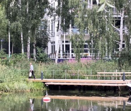 Hammarby Bridge